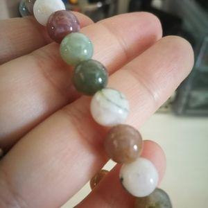 Jewelry - Nature Jade stone bracelet